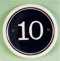 Bible numerology number 10