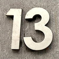Bible numerology number 13