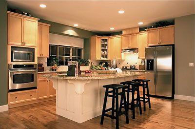 Feng Shui of your kitchen